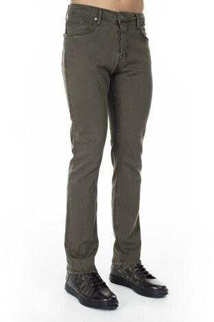 Buratti Dar Kesim Dar Paça Jeans Erkek Kot Pantolon 7266F7803ARTOS HAKİ
