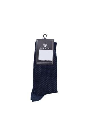 Buratti Erkek Çorap 5581700 LACİVERT