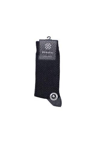 Buratti - Buratti Erkek Çorap 5581708 GRİ