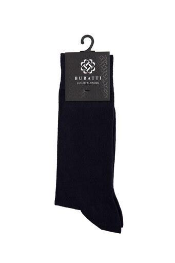 Buratti Erkek Çorap MODAL1800 LACİVERT