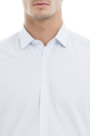 Buratti Erkek Uzun Kollu Gömlek 50104 AÇIK MAVİ