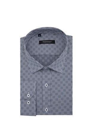 Buratti - Buratti Erkek Uzun Kollu Gömlek 50106 SİYAH