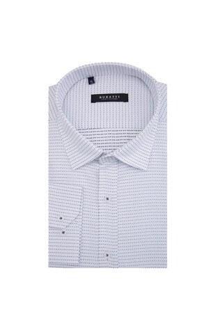 Buratti Erkek Uzun Kollu Gömlek 50112 BEYAZ