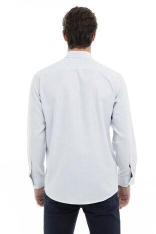 Buratti Erkek Uzun Kollu Gömlek 50126 BEYAZ