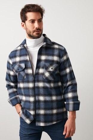 Buratti Erkek Gömlek 5910083 İNDİGO