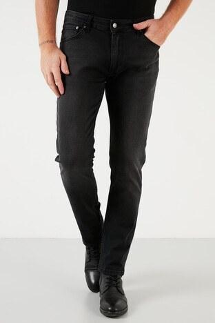 Buratti - Buratti Jeans Erkek Kot Pantolon 2002S270PARMA SİYAH