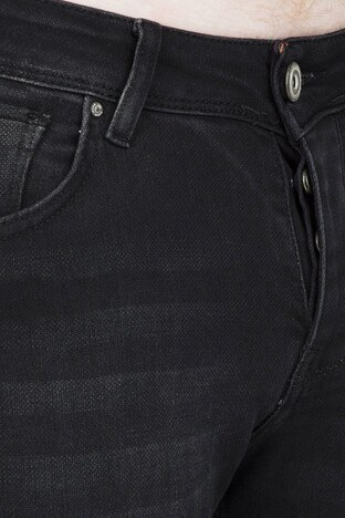 Buratti Jeans Erkek Kot Pantolon 497ARON909 SİYAH
