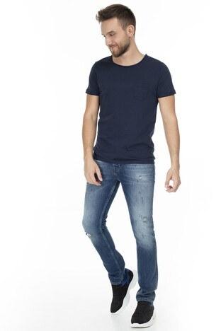 Buratti - Buratti Jeans Erkek Kot Pantolon 7130F1201ARTOS MAVİ
