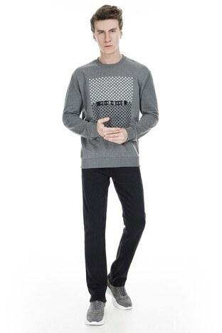 Buratti - Buratti Jeans Erkek Kot Pantolon 7187F222KING SİYAH
