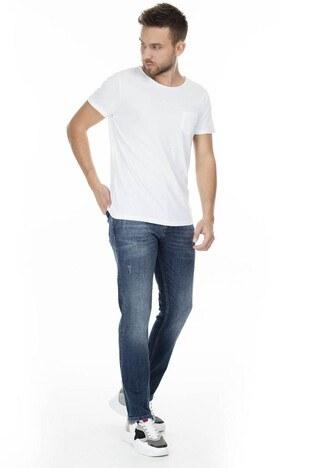 Buratti Jeans Erkek Kot Pantolon 7196G687ARTOS KOYU MAVİ