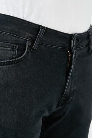 Buratti Pamuklu Regular Fit Jeans Erkek Kot Pantolon 7537H714ZAGOR ANTRASİT