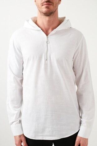 Buratti Erkek Gömlek CF21S112214 BEYAZ