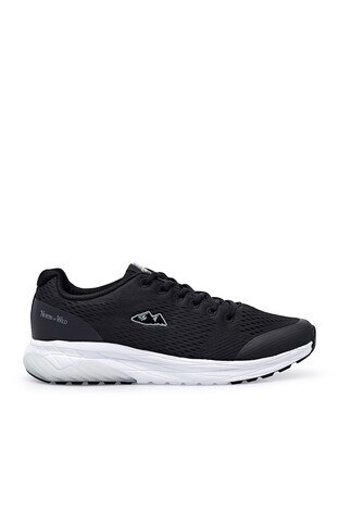 Buratti - Buratti Memory Foam Spor Erkek Ayakkabı 604EKOLAYZER SİYAH-BEYAZ