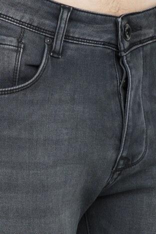Buratti Normal Bel Dar Kesim Dar Paça Jeans Erkek Kot Pantolon B7213H020ARTOS SİYAH