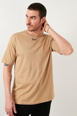 Buratti Erkek T Shirt 5721015 VİZON