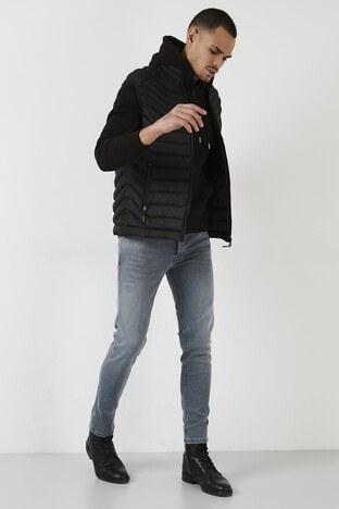 Buratti - Buratti Pamuklu Normal Bel Slim Fit Dar Paça Jeans Erkek Kot Pantolon 1006S676NAPOLI AÇIK MAVİ