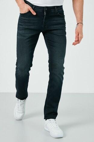 Buratti - Buratti Pamuklu Regular Fit Jeans Erkek Kot Pantolon 7267H995ZAGOR KOYU LACIVERT