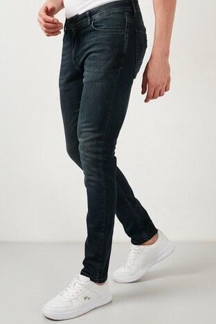 Buratti - Buratti Pamuklu Regular Fit Jeans Erkek Kot Pantolon 7505H715ZAGOR LACİVERT