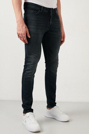 Buratti Pamuklu Regular Fit Jeans Erkek Kot Pantolon 7505H715ZAGOR LACİVERT