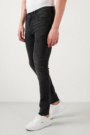 Buratti Pamuklu Regular Fit Jeans Erkek Kot Pantolon 7505S965ZAGOR SİYAH