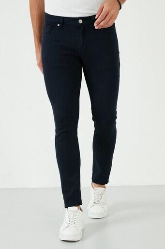 Buratti Pamuklu Regular Fit Jeans Erkek Kot Pantolon 7537E214ZAGOR LACİVERT