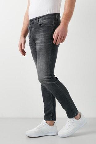 Buratti Jeans Erkek Kot Pantolon 7510F203BARTEZ KOYU GRİ