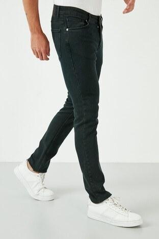 Buratti Pamuklu Slim Fit Dar Paça Jeans Erkek Kot Pantolon 7536H247NEWARTOS MAVİ