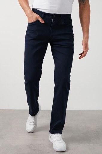 Buratti Jeans Erkek Kot Pantolon 7503E214KING KOYU LACIVERT
