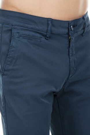 Buratti Polo Club Erkek Pantolon SENEGALI İNDİGO