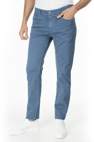 Buratti Polo Club - Buratti Polo Club Jeans Erkek Pamuklu Pantolon 1931002PO HAVACI