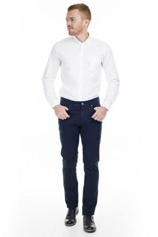 Buratti Polo Club - Buratti Polo Club Jeans Erkek Pamuklu Pantolon 1931002PO Lacivert