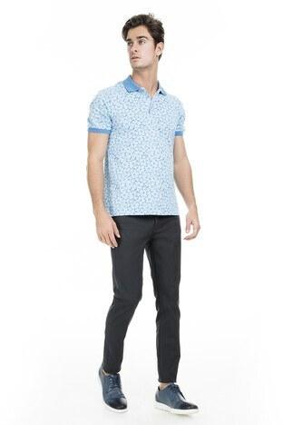 Buratti Polo Club - Buratti Polo Club Jeans Erkek Pamuklu Pantolon SENEGAL ANTRASİT