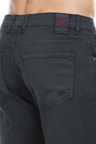 Buratti Polo Club Jeans Erkek Pamuklu Pantolon SENEGAL ANTRASİT