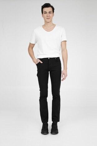 Buratti Polo Club - Buratti Polo Club Jeans Erkek Pamuklu Pantolon SENEGAL SİYAH