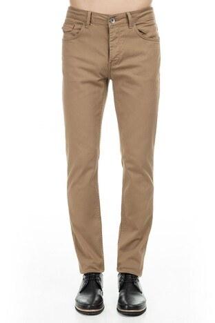 Buratti Polo Club Jeans Erkek Pamuklu Pantolon SENEGAL TOPRAK