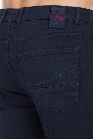 Buratti Polo Club Jeans Erkek Pamuklu Pantolon WOM LACİVERT