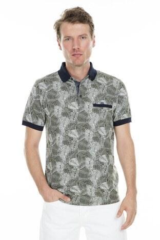 Buratti - Buratti Polo Erkek T Shirt 436190511 HAKİ
