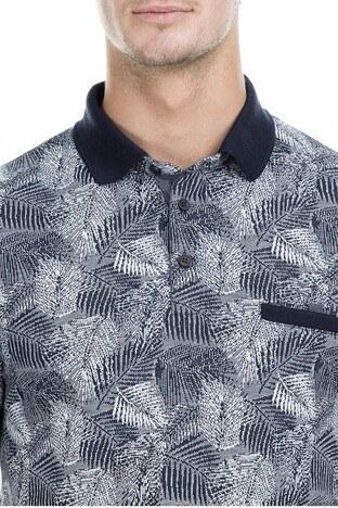 Buratti Polo Erkek T Shirt 436190511 LACİVERT