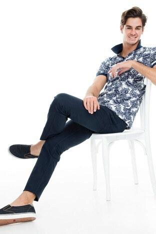 Buratti Polo Erkek T Shirt 43619061 BEYAZ