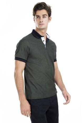 Buratti - Buratti Polo Erkek T Shirt 43619068 HAKİ