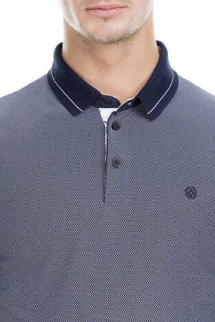 Buratti Polo Erkek T Shirt 43619068 İNDİGO