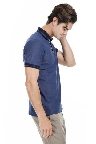 Buratti Polo Erkek T Shirt 43619068 LACİVERT