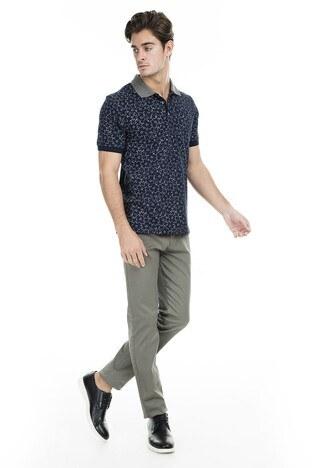Buratti Polo Erkek T Shirt 43619069 LACİVERT