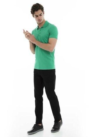 Buratti Polo Erkek T Shirt 43619090 YEŞİL