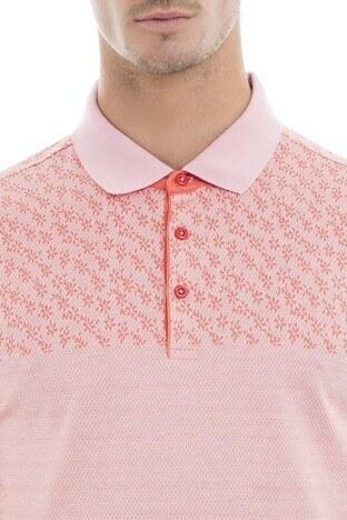 Buratti Polo Yaka Erkek T Shirt 5911011 PEMBE
