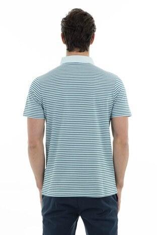 Buratti Polo Yaka Erkek T Shirt 5911014 AÇIK YEŞİL