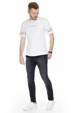 Buratti - Buratti Regular Fit Jeans Erkek Kot Pantolon 7267G778ZAGOR SİYAH