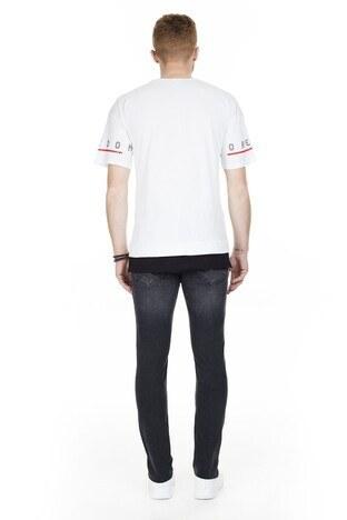 Buratti Regular Fit Jeans Erkek Kot Pantolon 7267G778ZAGOR SİYAH