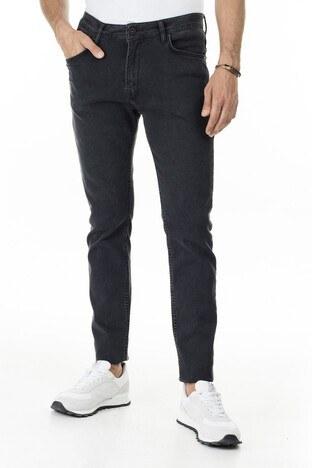 Buratti - Buratti Regular Fit Jeans Erkek Kot Pantolon 7267H020ZAGOR SİYAH