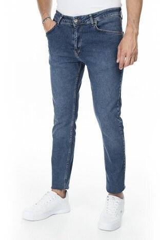 Buratti - Buratti Regular Fit Jeans Erkek Kot Pantolon 7267N811ZAGOR MAVİ